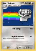 Nyan Troll