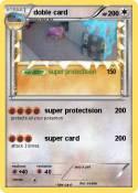 doble card