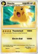 Pikachu 1000