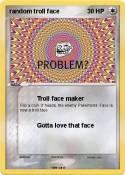 random troll