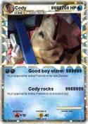 Cody 9988