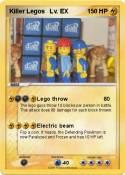 Killer Legos
