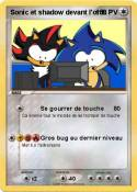 Sonic et shadow