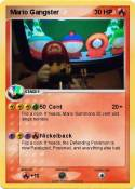 Mario Gangster