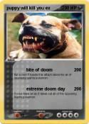 puppy will kill