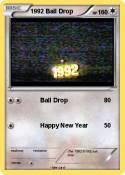 1992 Ball Drop