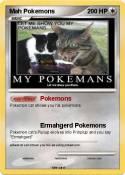 Mah Pokemons