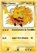 Super Pikachu