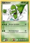 Hulk Homer