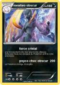 mewtwo obscur