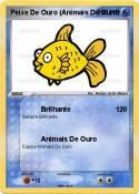 Peixe De Ouro