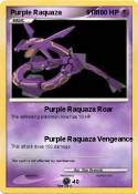 Purple Raquaza