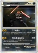Sith Aprentice