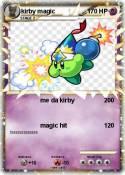 kirby magic