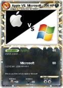 Apple VS.