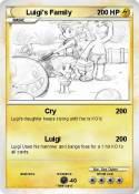 Luigi's Family