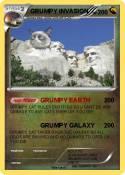 GRUMPY INVASION
