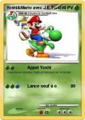 Yoshi&Mario