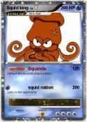 Squid king