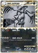 dark reshiram
