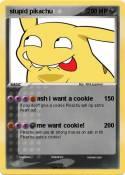 stupid pikachu