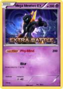 Mega Mewtwo EX