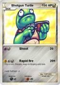 Shotgun Turtle