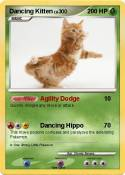 Dancing Kitten