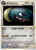 Bil Ball foret