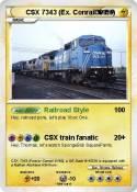 CSX 7343 (Ex.
