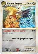 Element Dragon