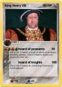 King Henry Vlll