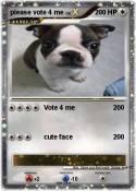 please vote 4