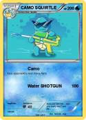 CAMO SQUIRTLE