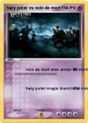 hary poter vs