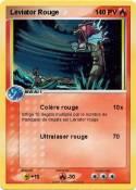 Leviator Rouge