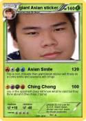 giant Asian