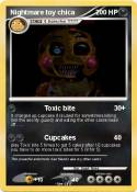 Nightmare toy