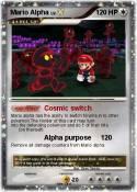 Mario Alpha