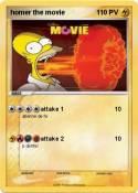 homer the movie