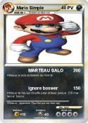 Mario Simple