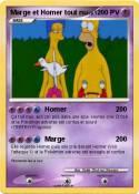 Marge et Homer