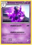 M shadow Mewtwo