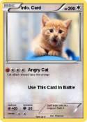 Info. Card