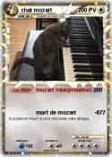 chat mozart