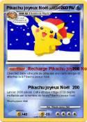 Pikachu joyeux