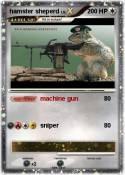 hamster sheperd