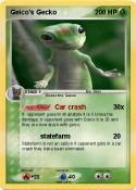 Geico's Gecko