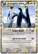 all penguins