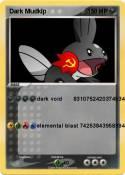 Dark Mudkip